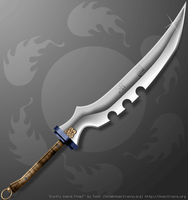 Exotic Sword Final by loc0