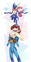 Smash 4: favorite fighters by Rainmaker113