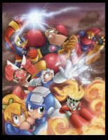 ::Megaman Begins:: by NX-Crew