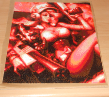 Miss Fortune (Mini-Beads) by FTWBAmanojaku