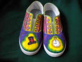 Panic Shoes 2.0 by GAClive