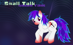 Small Talk for wwjcp by midori-no-ink