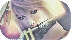 Lighting Farron by aoikyou
