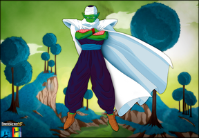 Piccolo Home Coming - Collab by NamekianKAI