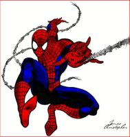Spiderman by james7371