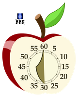 Granny Smith's Kitchen Timer by BB-K