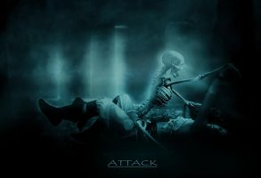 attack... by iwetka