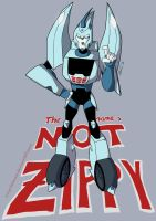 TFA Blurr by Alassa