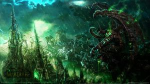 World of Warcraft 5min Wallppr by Sousmatras