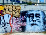 Age is an issue of mind over matter. by Unfor-street-arT