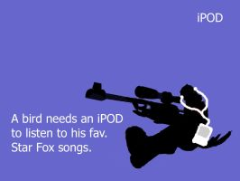Ipod Falco by PipoMadness1992