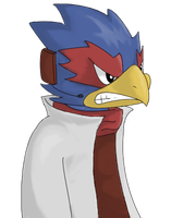falco by StarWaffle