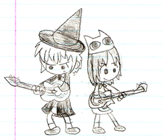 Doodle: Guitar Duel by LimeTH