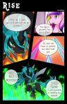 To Love Alicorn Part 17 by vavacung