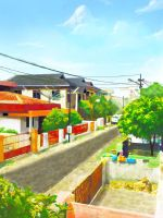 background painting by ryusuke-4d3