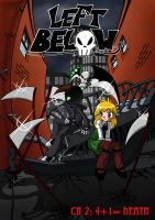 Left Below chapter 2 cover by senji-comics