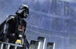 Darth Vader by RobHough