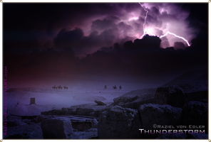 Thunderstorm by RazielMB