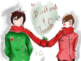 The bastard and the tomato by Near-lawliet301