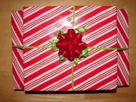 Red White Green Xmas Gift 1 by FantasyStock