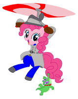 Inspector Pinkie by Death-Driver-5000