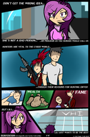 Reinvention : Page 4 by ZachPeeples