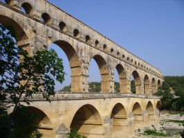 Aqueducts Equal Awesome by HappyDappyDrunk