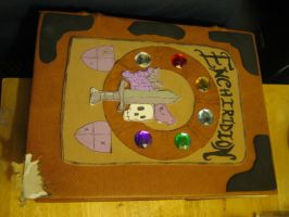 Adventure Time: The Enchiridion by Deckronomicon