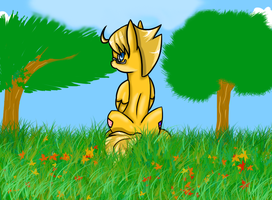 My first good-drawing on Photoshop by PrincessCelestia908