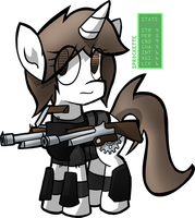 Commission - Sprockette by Undead-Niklos