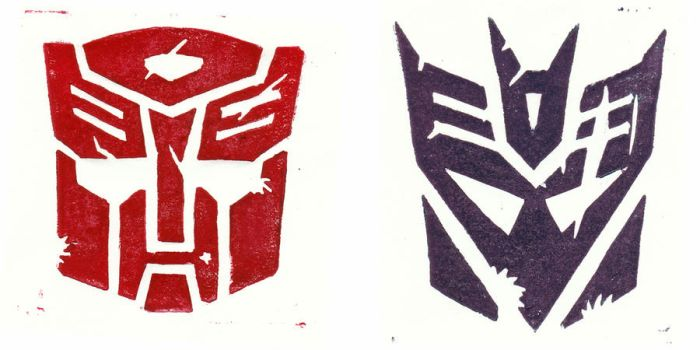 autobot or decepticon by monkeypoke