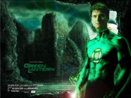 Green Lantern by superalysson