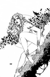 Poison Ivy in the Pale Moonlight inks by Blackmoonrose13