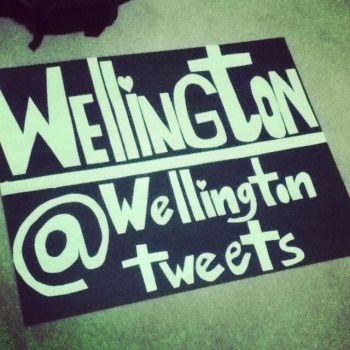 Follow Wellington by Linkedsoul