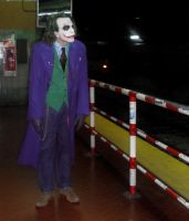 Joker Heath Ledger Cosplay VII by AlexWorks