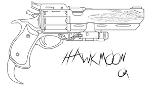 Hawkmoon (WIP, updated) by OUTMACED121