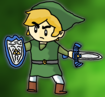 Epic link by thegamingdrawer