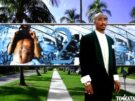 2Pac - Thug paradise by to4kata