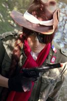 Hellsing: Captain Bernadotte by Requiem-Rain