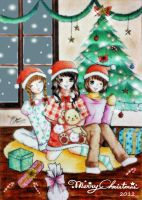Merry Christmas 2012 by yessy04maple