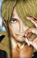 Sanji by smokey-vee