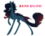 Astra Eclipse {Flat colour reference} by Invisible-11