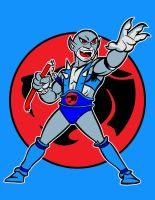 panthro by AlanSchell