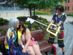 Otakuthon- Get AWAY from Kairi by anime-rai-chan