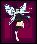 Assassin Butterfly Adopt: Open by ApAtHeTIcBuNnY