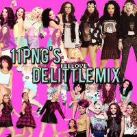 + Pack PNG Little Mix. by feel0ve