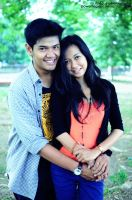 Dodit and Intan by powerlogical