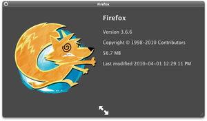Firefox by super-tuler