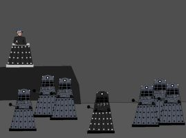 resurrection of the daleks by Superman999