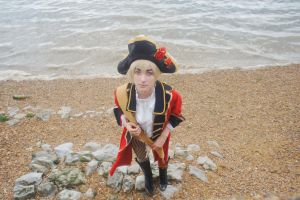 Pirate!england: shipwrecked by xHalfPastTenx
